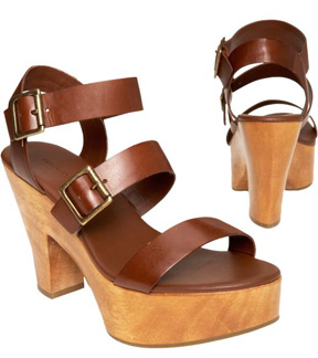 Pierre Hardy for the Gap Spring 2008 Sandal
