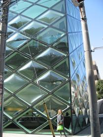 Prada's Tokyo flagship