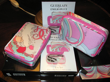 Guerlain for Pucci LE Eye Set