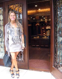 Loree Rodkin Ginza boutique