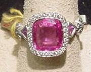 Loree Rodkin sapphire ring