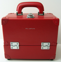 Shu Uemora Red makeup case