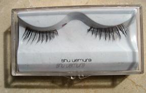 Shue Uemura eyelashes
