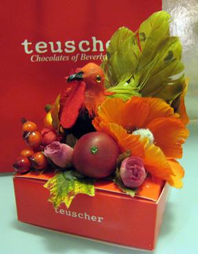 Teuscher Thanksgiving Turkey