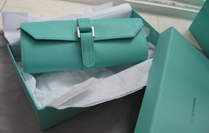 the Tiffany jewelry roll makes a nice present