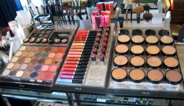 True Cosmetics range
