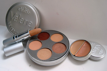 Assorted Valerie including Eye Magic in Audacious Apricot