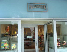 Vilebrequin storefront on Worth Avenue, Palm Beach
